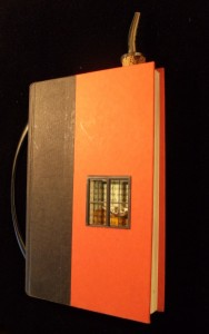 Altered Book with Spout, Handle and Window