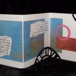 Trifold Handmade Greeting Card
